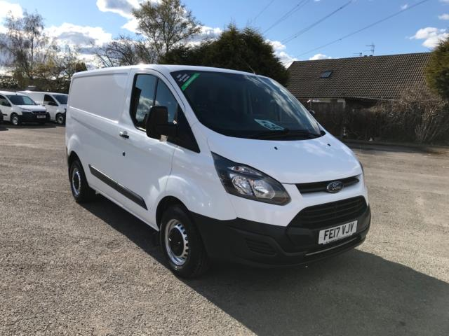2017 Ford Transit Custom 2.0 Tdci 105Ps Low Roof Van Euro 6 (FE17VJV) Image 1