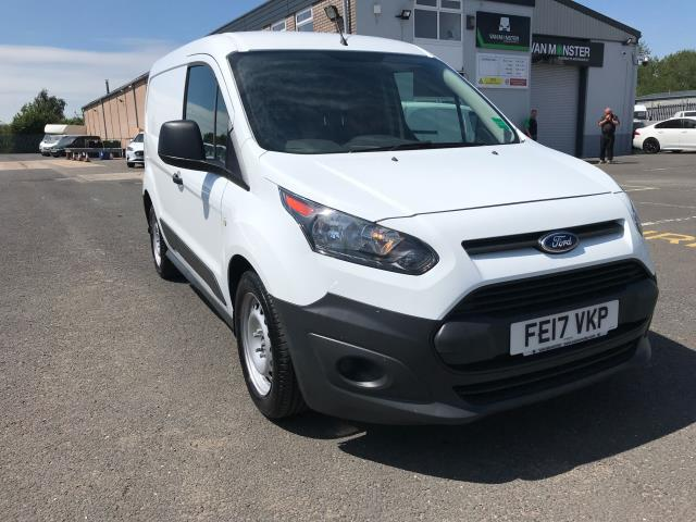 2017 Ford Transit Connect T200 L1 H1 1.5TDCI 75PS EURO 6 (FE17VKP)