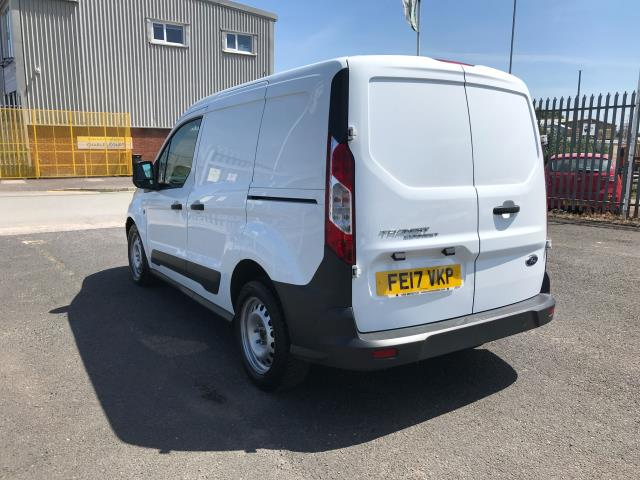 2017 Ford Transit Connect T200 L1 H1 1.5TDCI 75PS EURO 6 (FE17VKP) Image 4