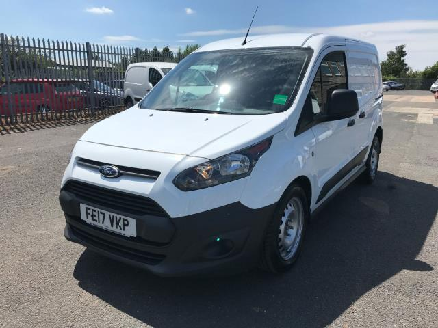 2017 Ford Transit Connect T200 L1 H1 1.5TDCI 75PS EURO 6 (FE17VKP) Image 2