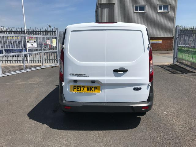 2017 Ford Transit Connect T200 L1 H1 1.5TDCI 75PS EURO 6 (FE17VKP) Image 17