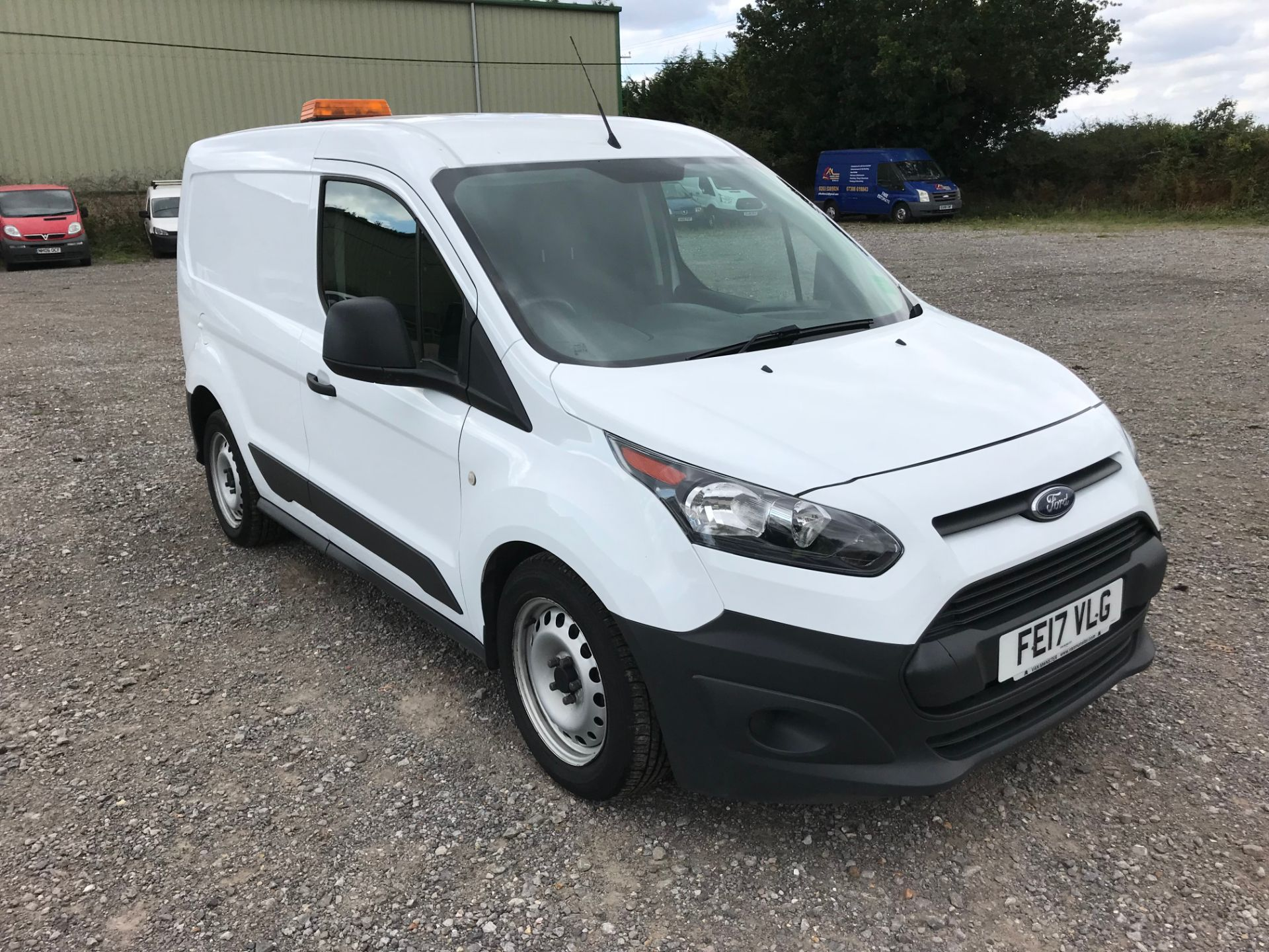 2017 Ford Transit Connect 1.5 Tdci 75Ps Van (FE17VLG)