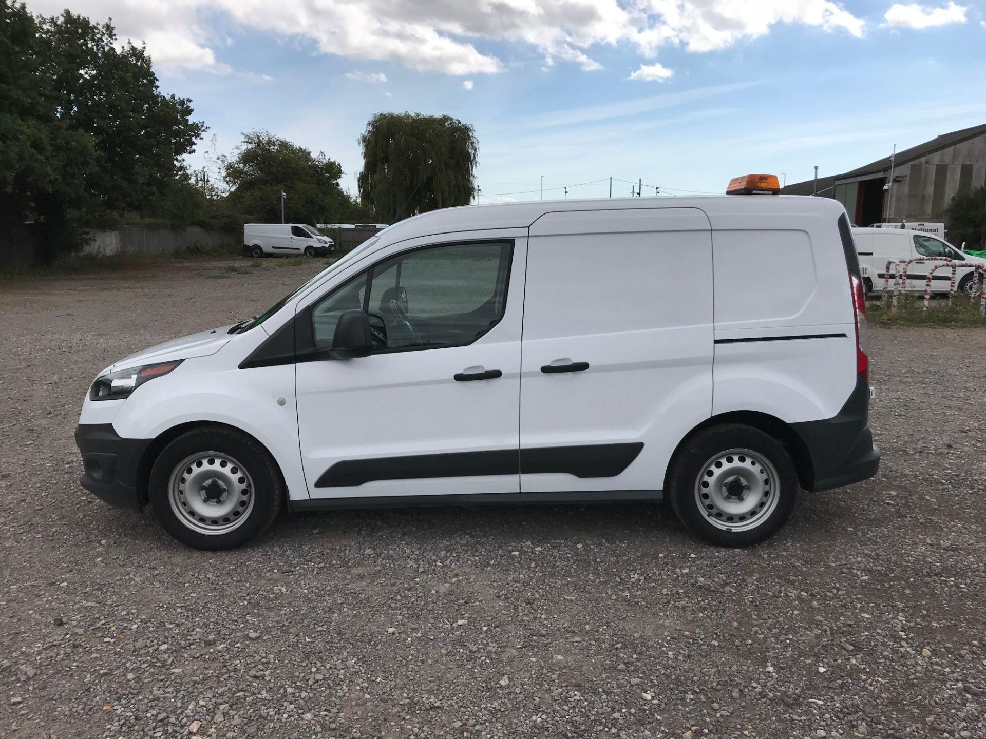 2017 Ford Transit Connect 1.5 Tdci 75Ps Van (FE17VLG) Image 7