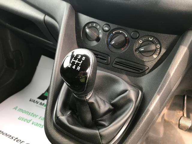 2017 Ford Transit Connect T200 L1 H1 1.5TDCI 75PS EURO 6 (FE17VLJ) Image 11