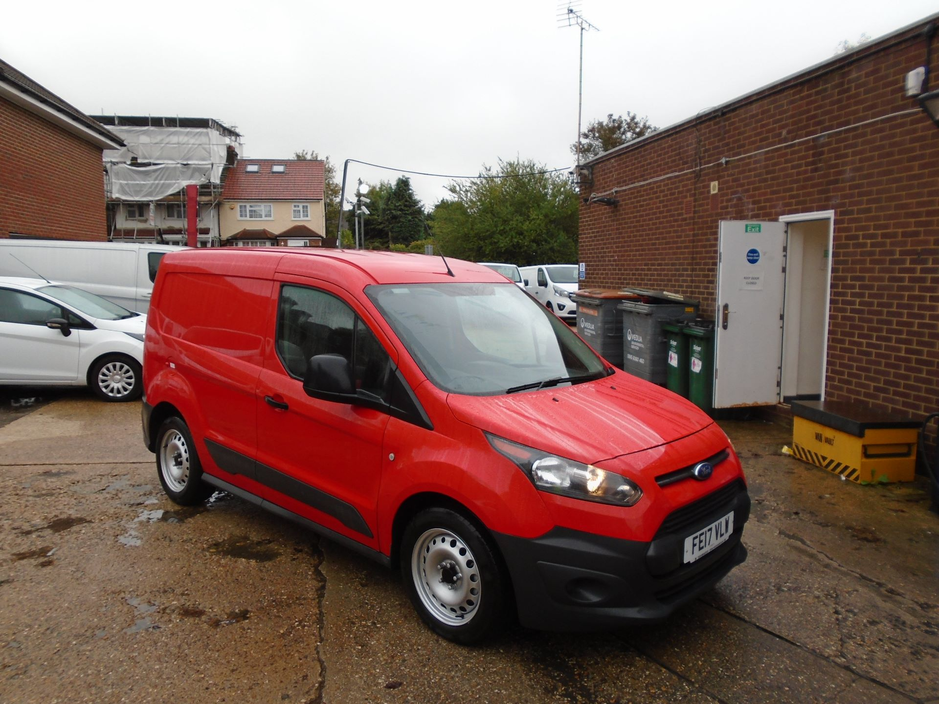 2017 Ford Transit Connect 1.5 Tdci 75Ps Van(EURO 6) (FE17VLW)