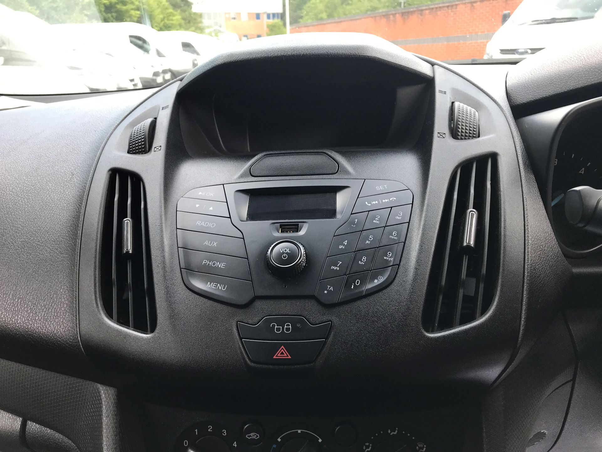 2017 Ford Transit Connect 1.5 Tdci 75Ps Van (FE17VLY) Image 3