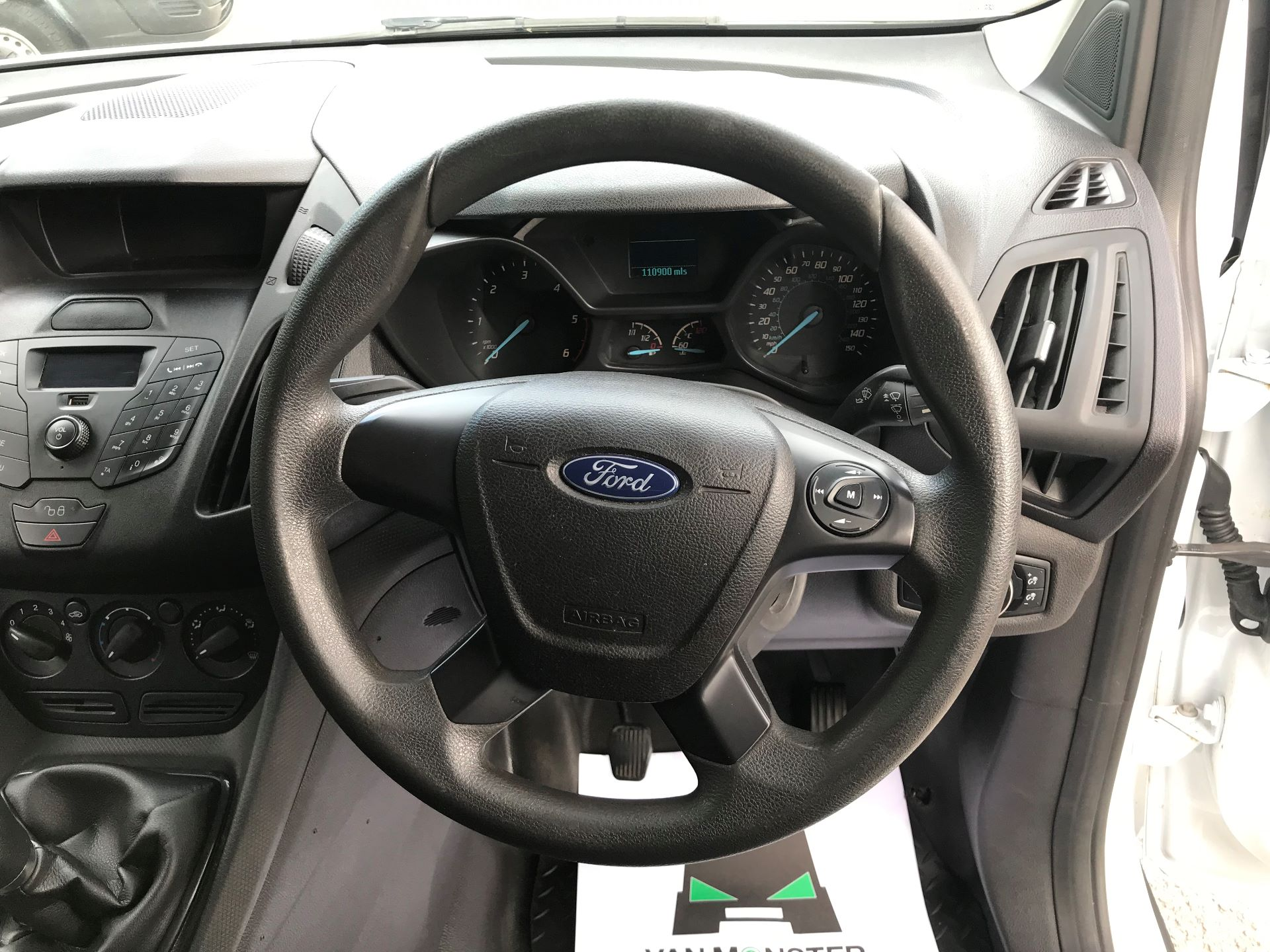 2017 Ford Transit Connect 1.5 Tdci 75Ps Van (FE17VLY) Image 6