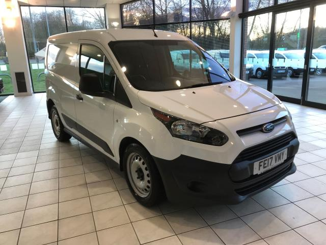 2017 Ford Transit Connect 200 L1 DIESEL 1.5 TDCi 75PS VAN EURO 6 (FE17VMY)