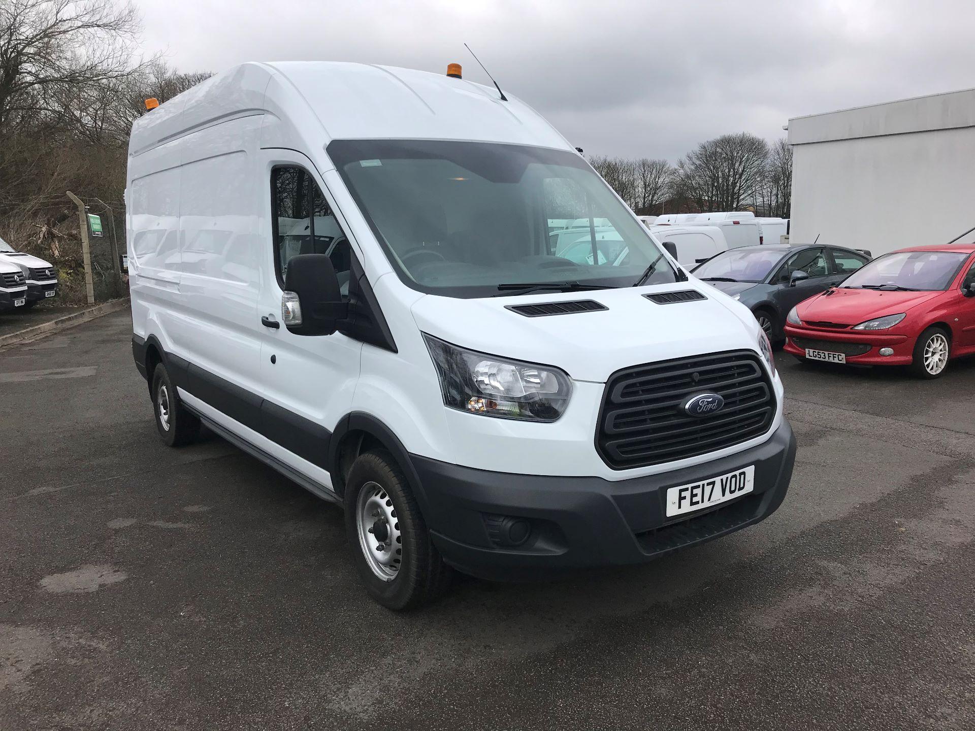 2017 Ford Transit L3 H3 VAN 130PS EURO 6 (FE17VOD)