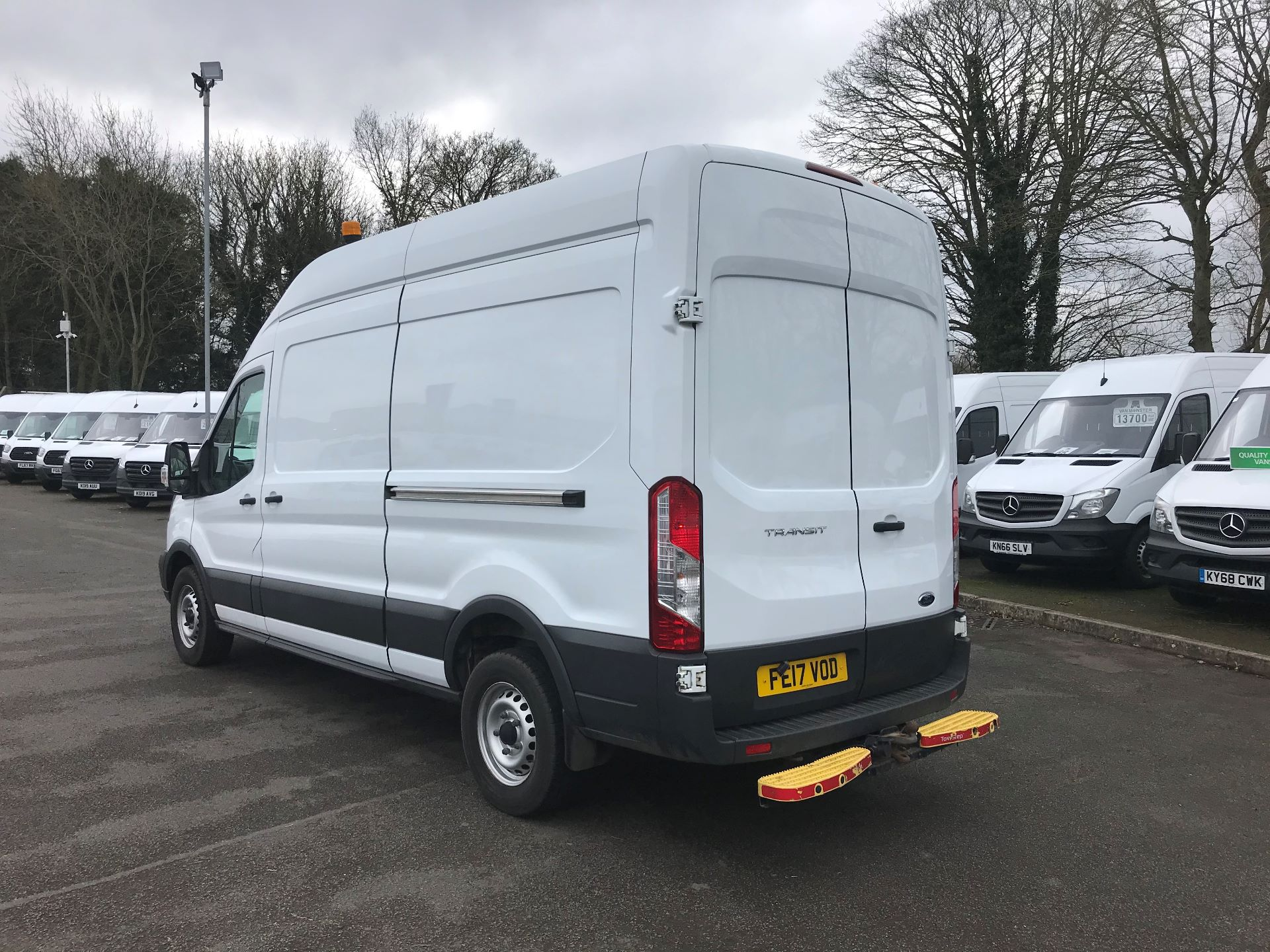 2017 Ford Transit L3 H3 VAN 130PS EURO 6 (FE17VOD) Image 6