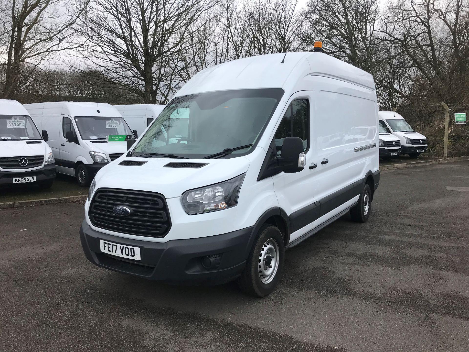 2017 Ford Transit L3 H3 VAN 130PS EURO 6 (FE17VOD) Image 3