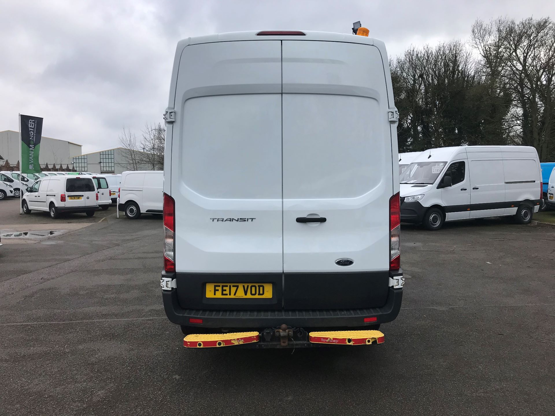 2017 Ford Transit L3 H3 VAN 130PS EURO 6 (FE17VOD) Image 7