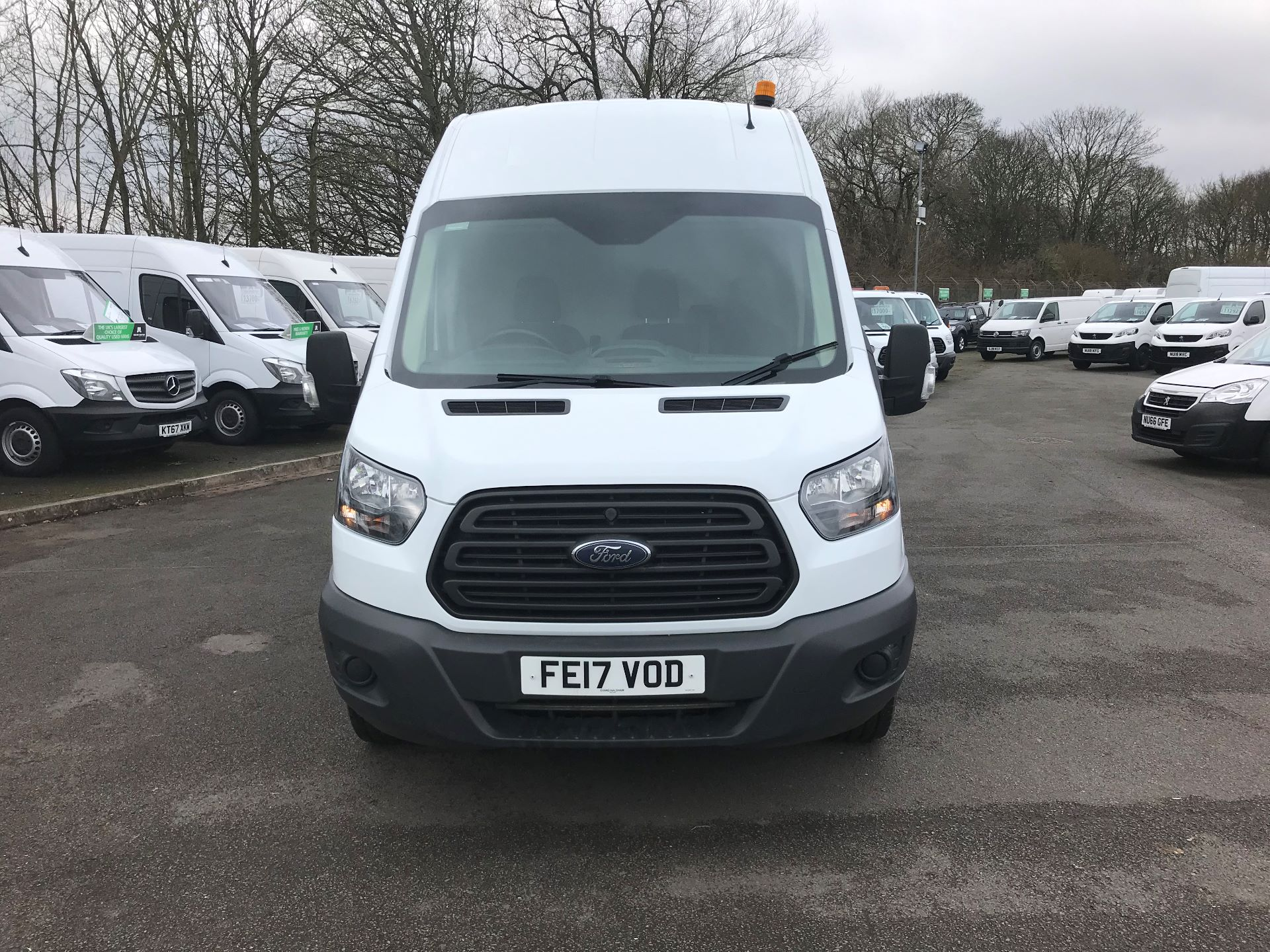 2017 Ford Transit L3 H3 VAN 130PS EURO 6 (FE17VOD) Image 2