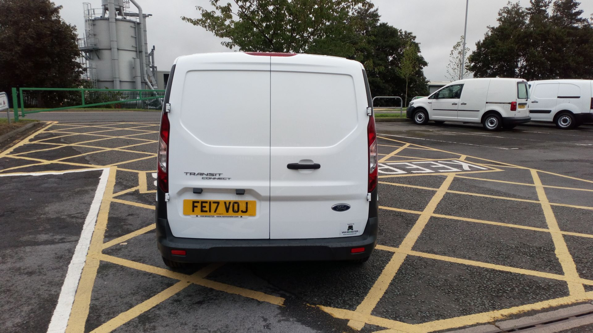 2017 Ford Transit Connect 1.5 Tdci 75Ps Van (FE17VOJ) Image 6