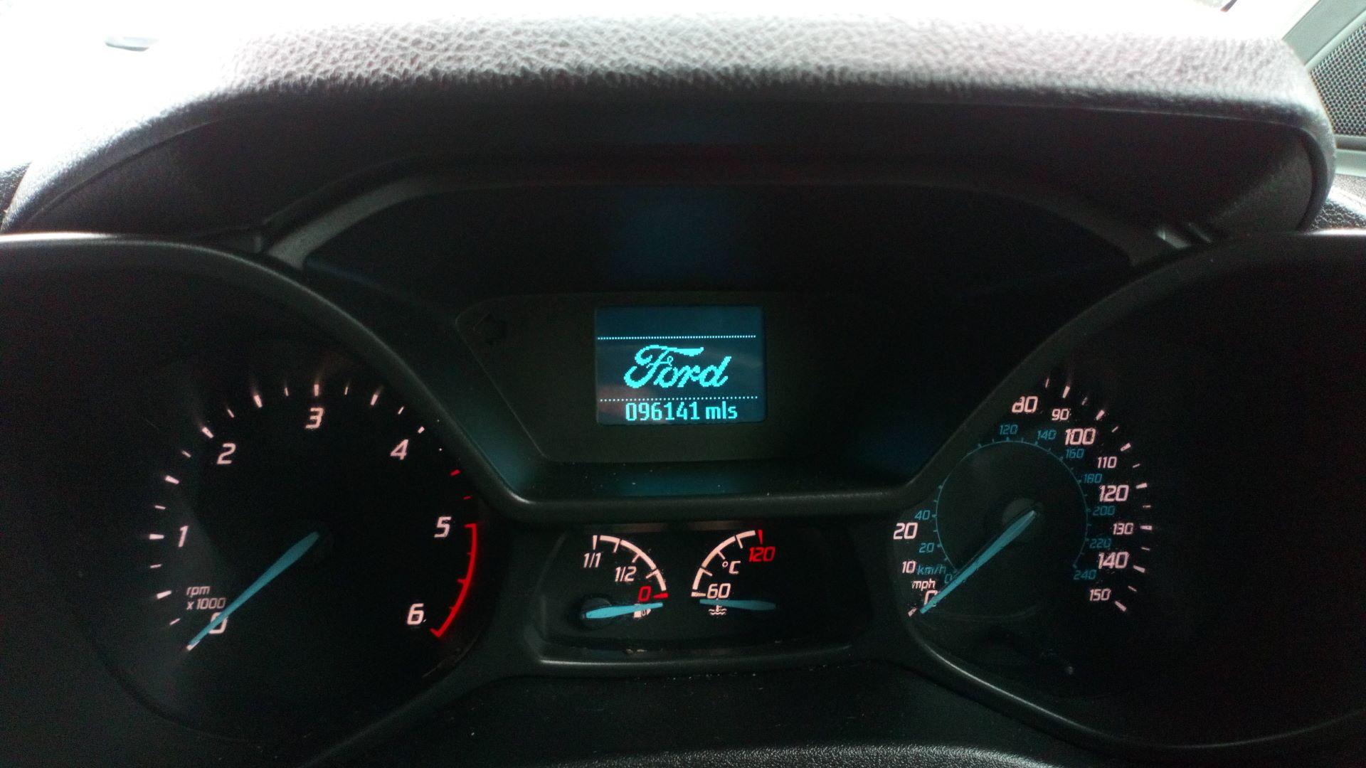 2017 Ford Transit Connect 1.5 Tdci 75Ps Van (FE17VOJ) Image 14