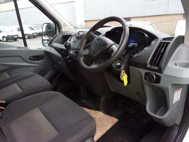 2017 Ford Transit 350 L2 2.0Tdci 130Ps Single Cab Tipper  (FE17ZWK) Image 7