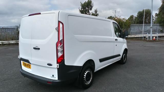 2018 Ford Transit Custom 2.0 Tdci 105Ps Low Roof Van (FE18HTO) Image 7