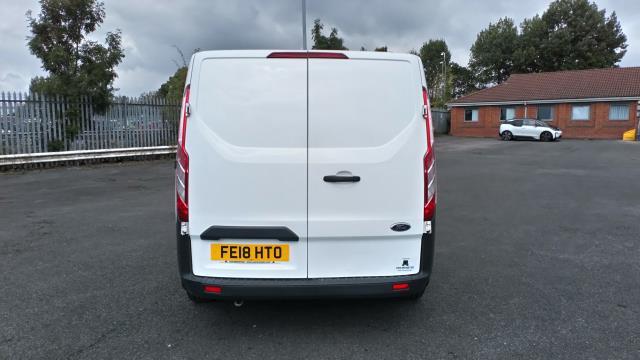 2018 Ford Transit Custom 2.0 Tdci 105Ps Low Roof Van (FE18HTO) Image 6