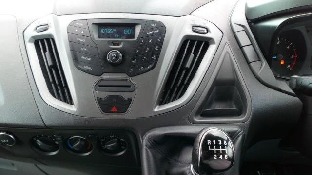 2018 Ford Transit Custom 2.0 Tdci 105Ps Low Roof Van (FE18HTO) Image 16