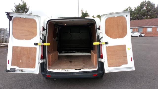 2018 Ford Transit Custom 2.0 Tdci 105Ps Low Roof Van (FE18HTO) Image 12