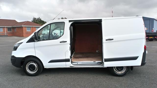 2018 Ford Transit Custom 2.0 Tdci 105Ps Low Roof Van (FE18HTO) Image 11