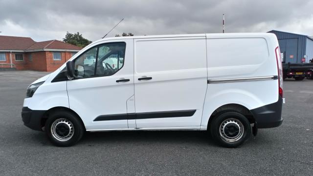 2018 Ford Transit Custom 2.0 Tdci 105Ps Low Roof Van (FE18HTO) Image 4