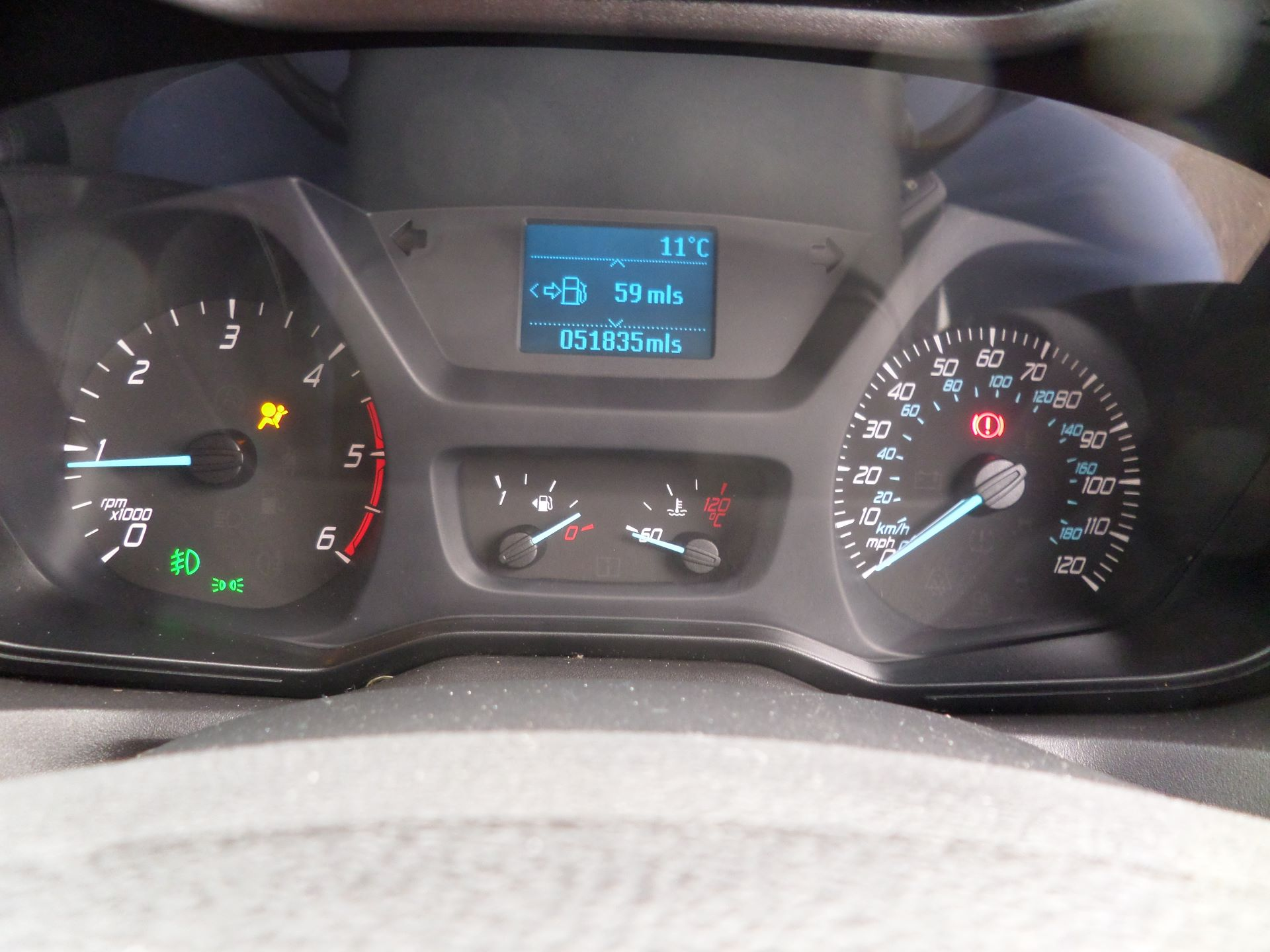 2018 Ford Transit 2.0 Tdci 130Ps MWB/ H2 Van Euro 6 (FE18HWY) Image 16