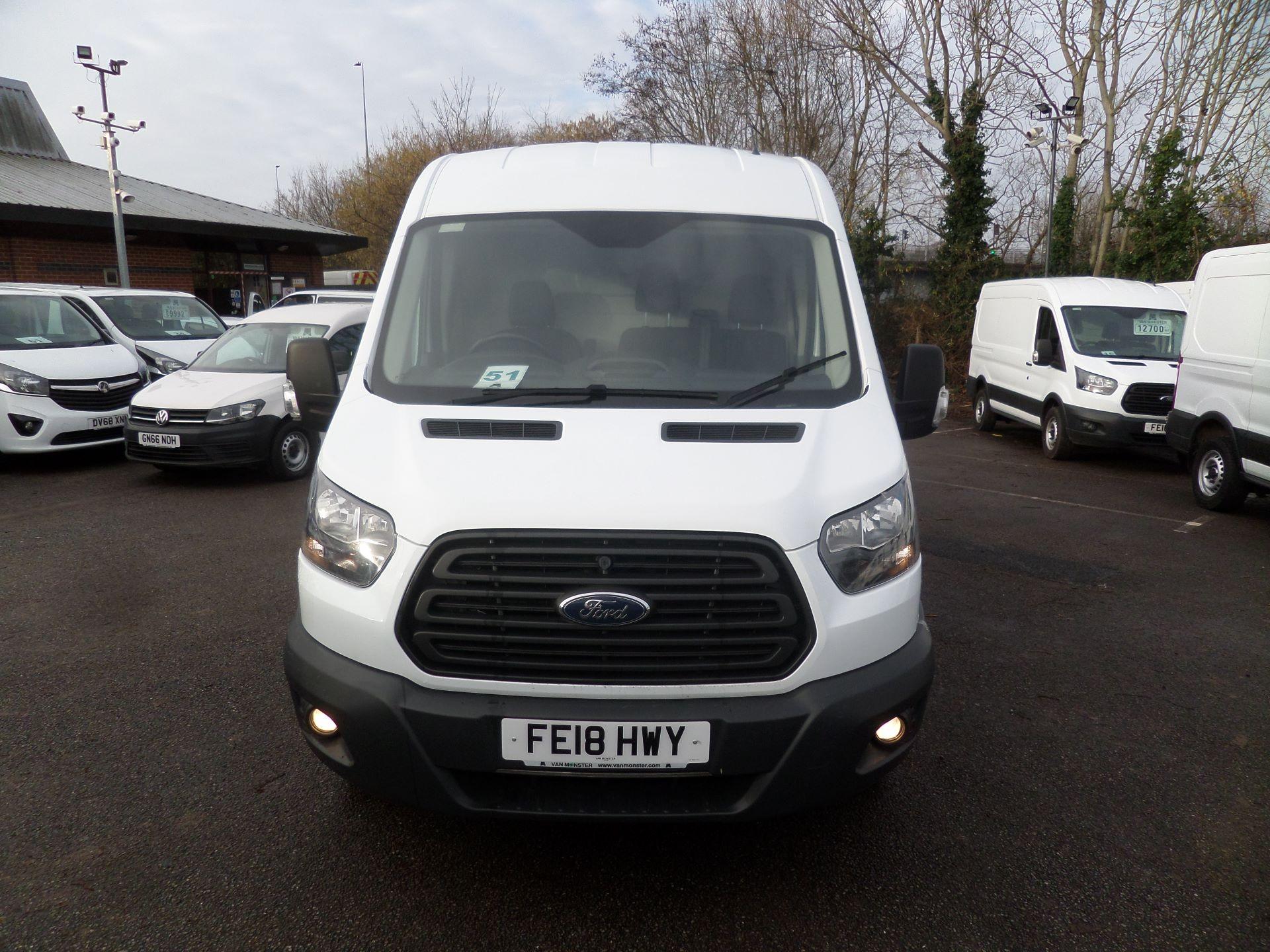 2018 Ford Transit 2.0 Tdci 130Ps MWB/ H2 Van Euro 6 (FE18HWY) Image 10