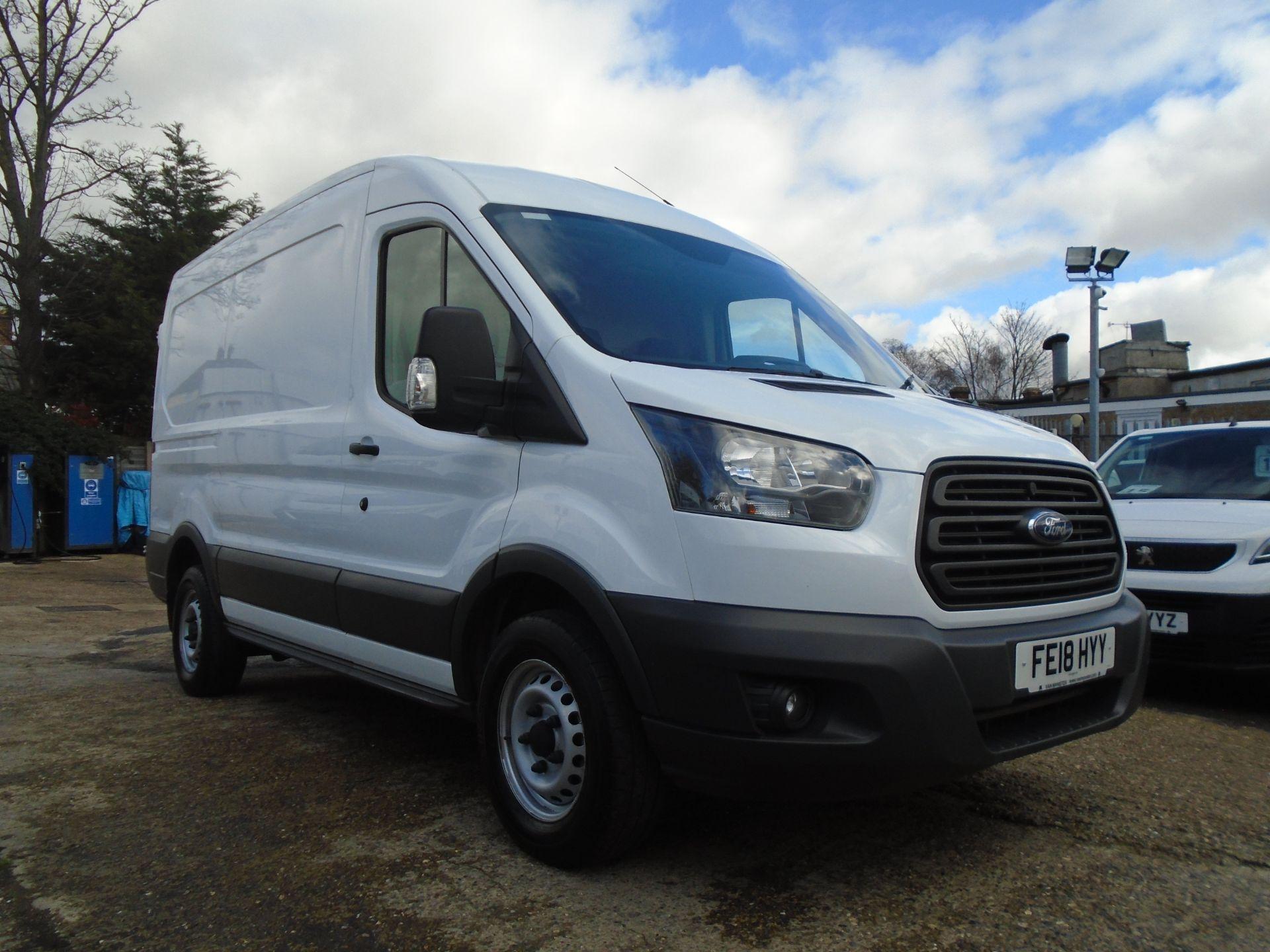 2018 Ford Transit 2.0 Tdci 130Ps H2 Van (FE18HYY)