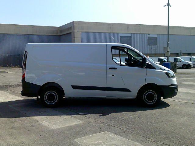 2018 Ford Transit Custom 2.0 Tdci 105Ps Low Roof Van (FE18HYZ) Image 3