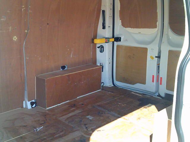 2018 Ford Transit Custom 2.0 Tdci 105Ps Low Roof Van (FE18HYZ) Image 11