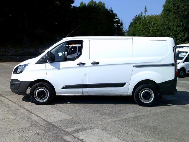 2018 Ford Transit Custom 2.0 Tdci 105Ps Low Roof Van (FE18HYZ) Image 10