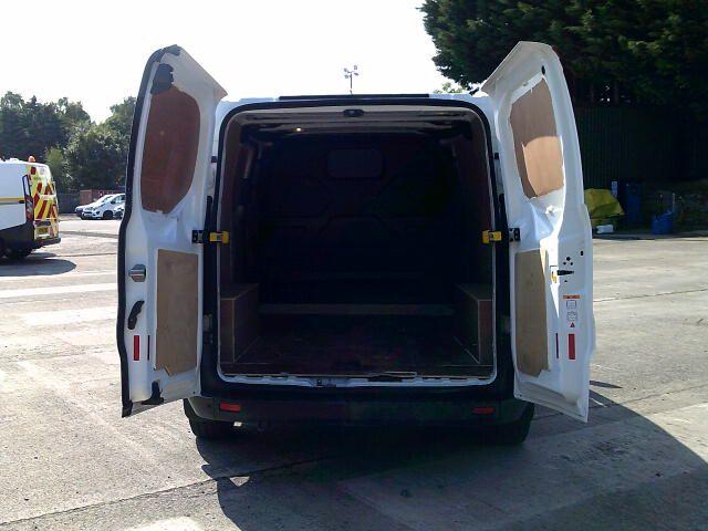 2018 Ford Transit Custom 2.0 Tdci 105Ps Low Roof Van (FE18HYZ) Image 7
