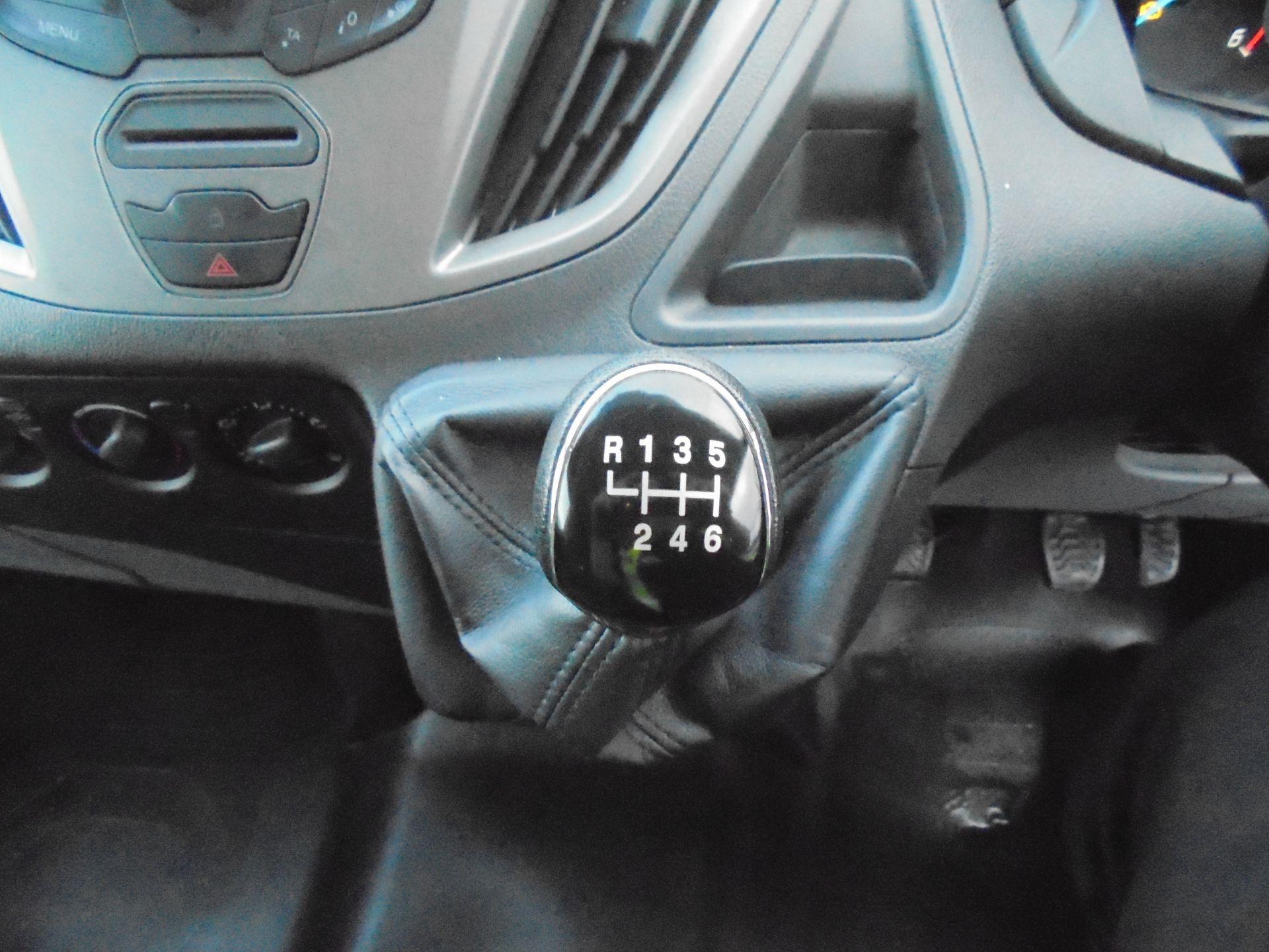 2018 Ford Transit Custom 290 2.0 Tdci 105Ps L1 H1 Low Roof Van (FE18JFY) Image 18