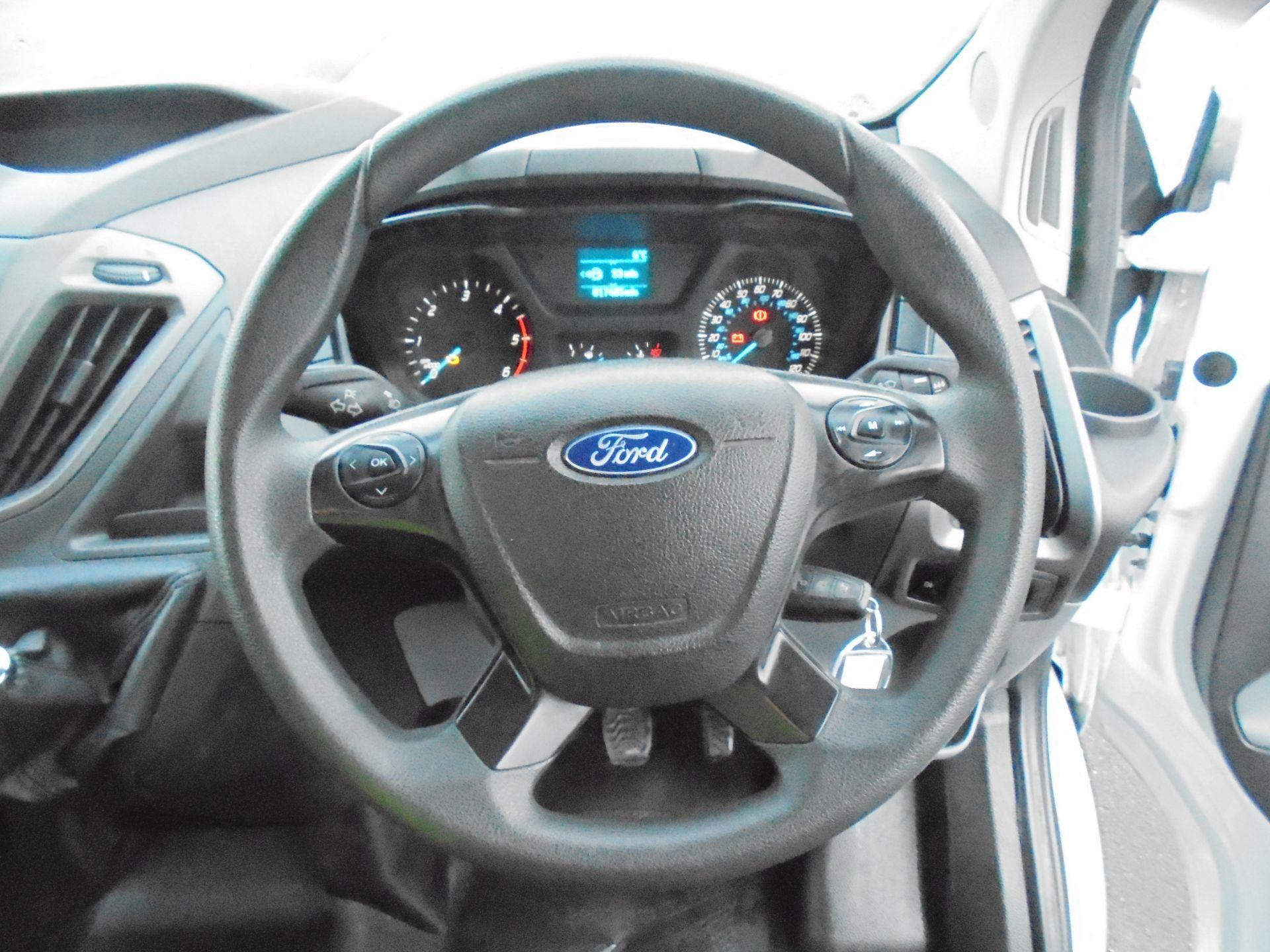2018 Ford Transit Custom 290 2.0 Tdci 105Ps L1 H1 Low Roof Van (FE18JFY) Image 11