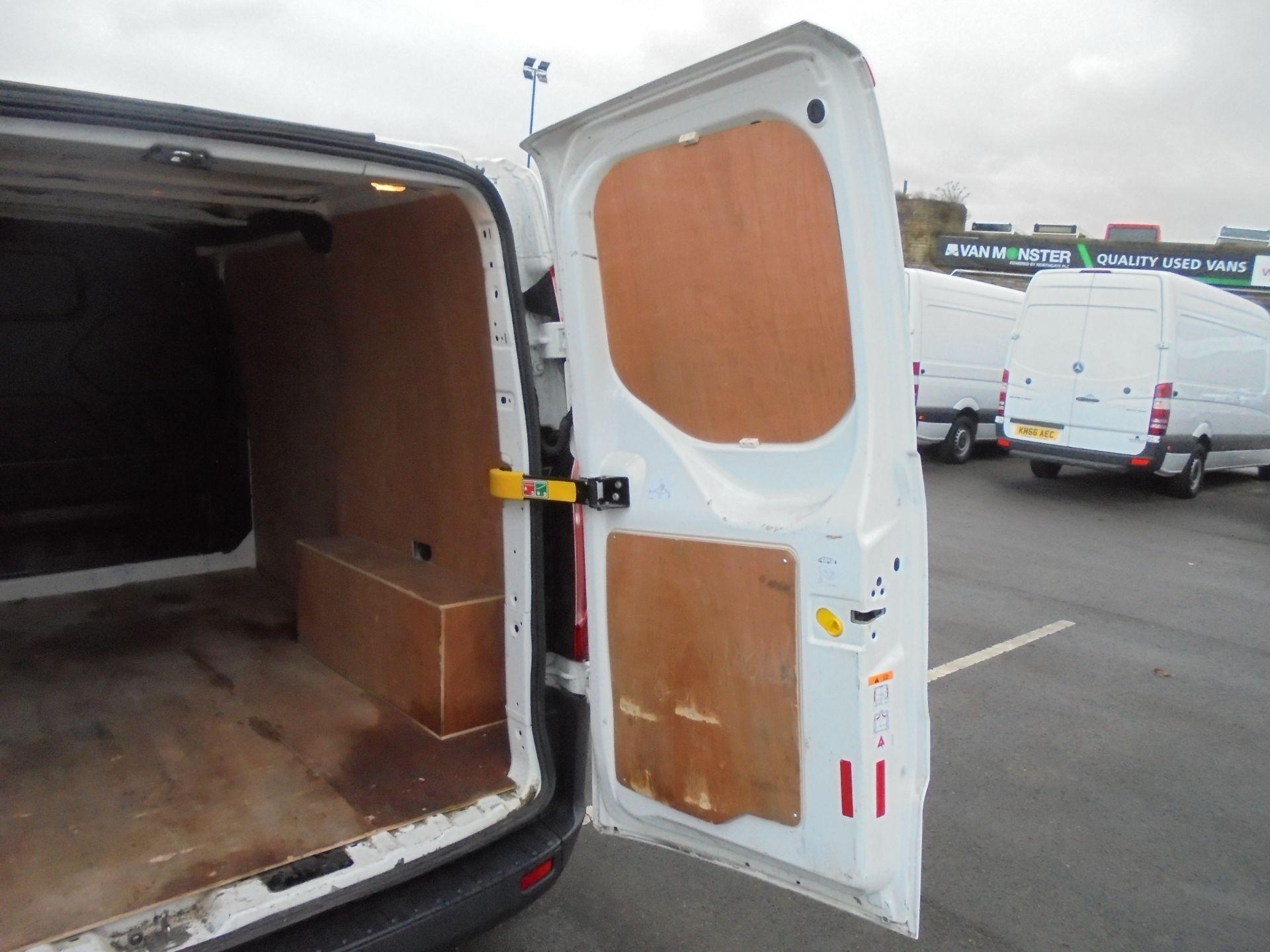 2018 Ford Transit Custom 290 2.0 Tdci 105Ps L1 H1 Low Roof Van (FE18JFY) Image 25