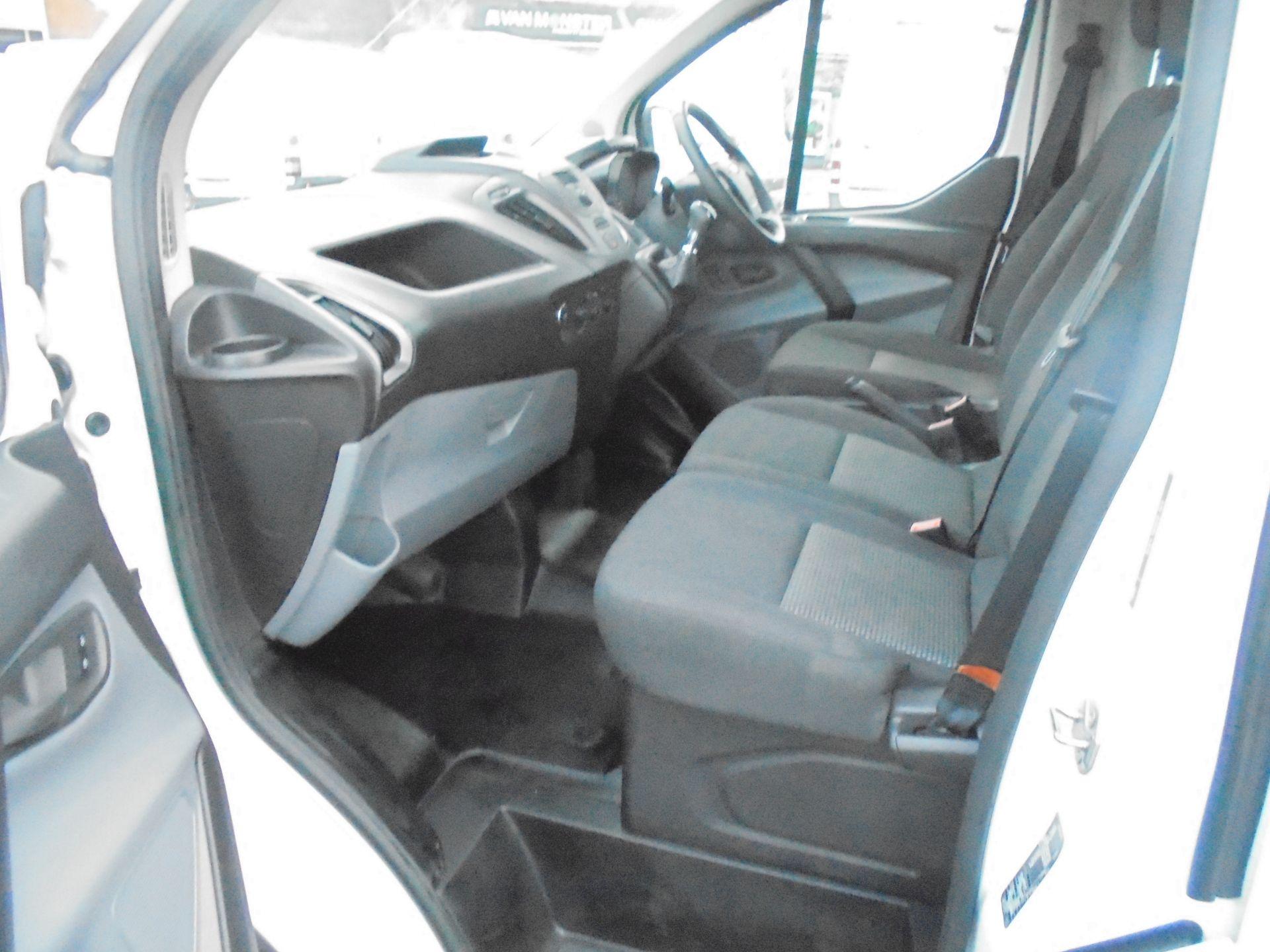 2018 Ford Transit Custom 290 2.0 Tdci 105Ps L1 H1 Low Roof Van (FE18JFY) Image 19