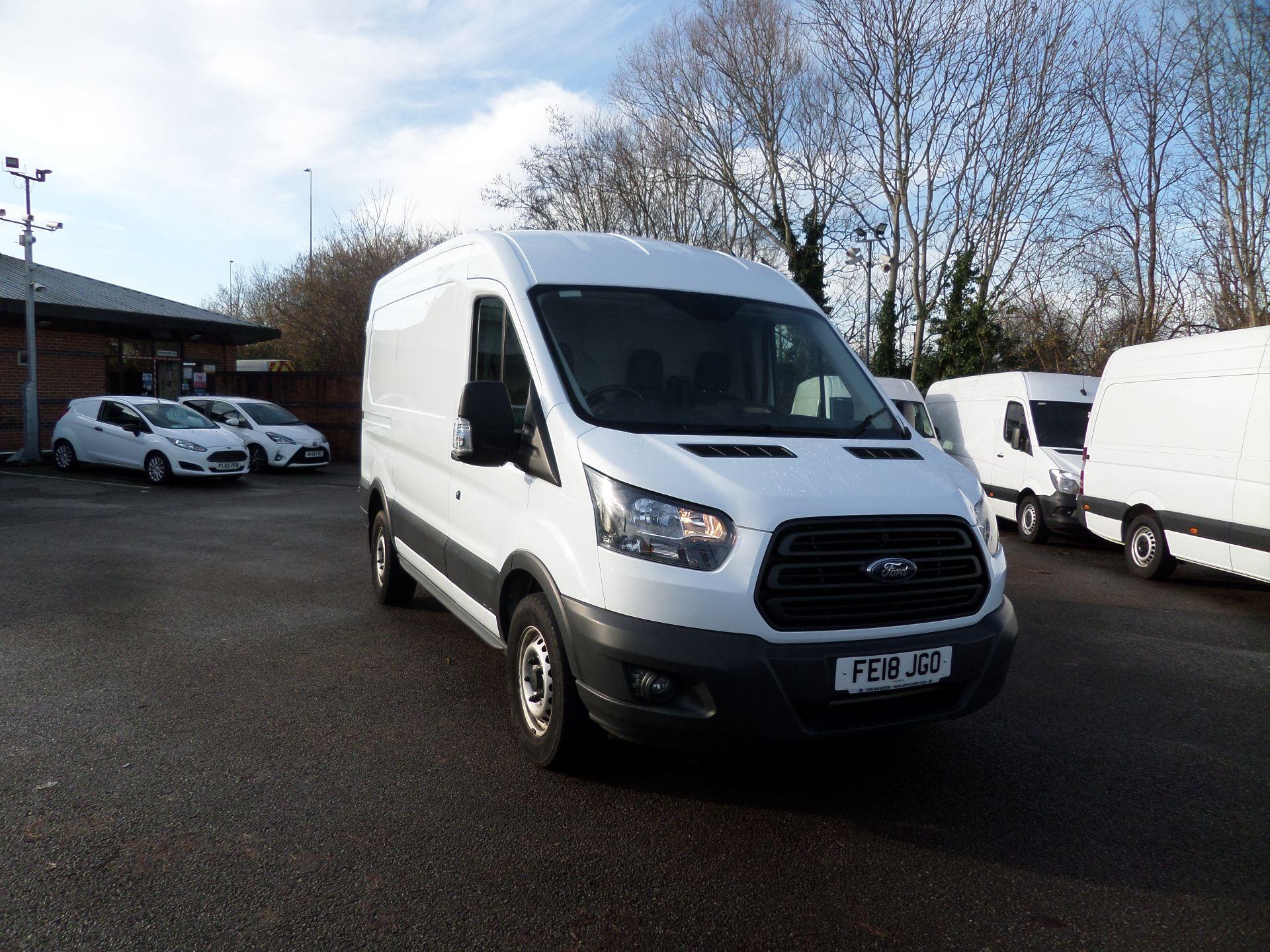 2018 Ford Transit 2.0 Tdci 130Ps H2/L2 Van Euro 6 (FE18JGO)