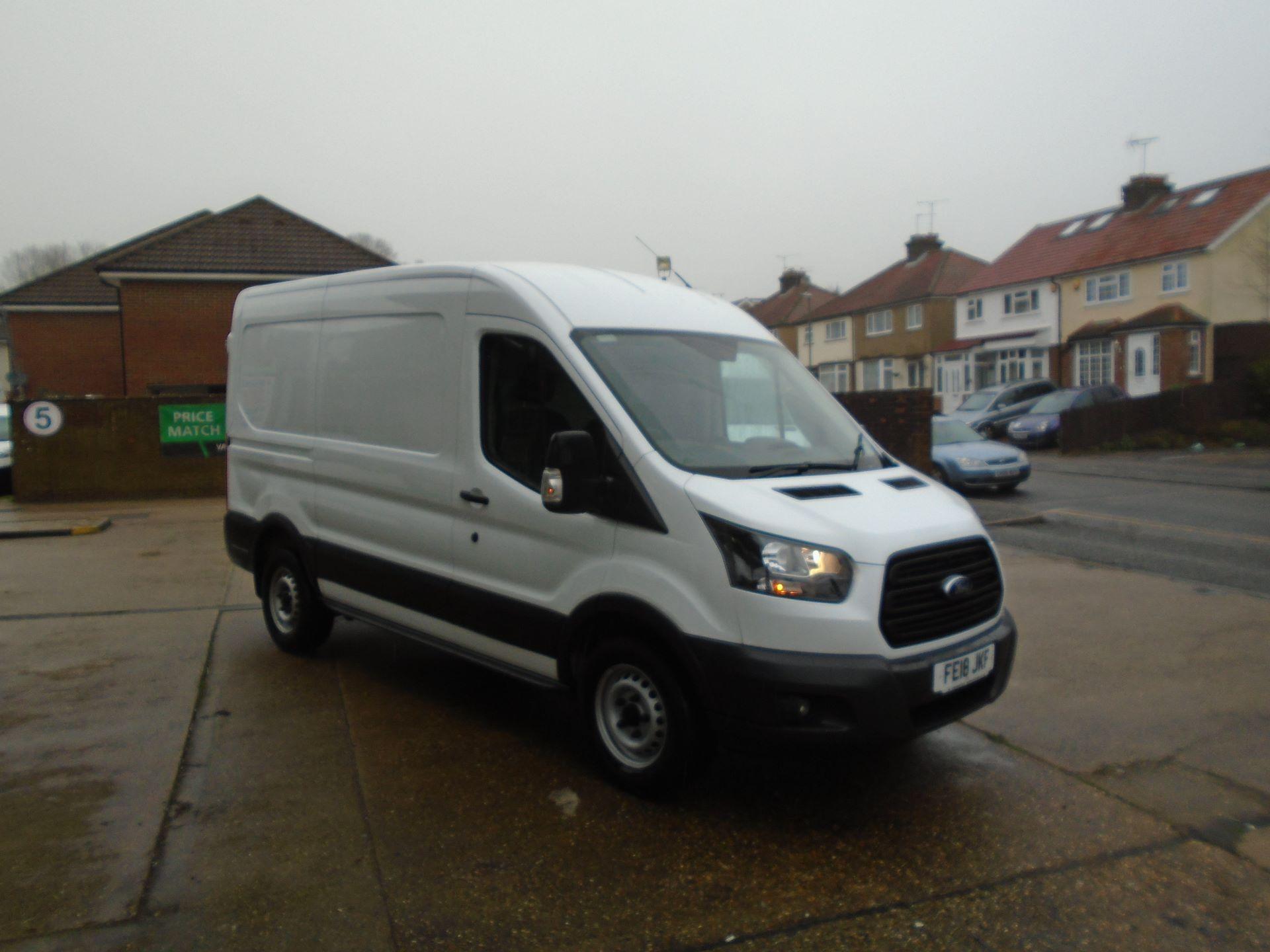 2018 Ford Transit 2.0 Tdci 330 L2 130Ps H2 Van(EURO6) (FE18JKF)