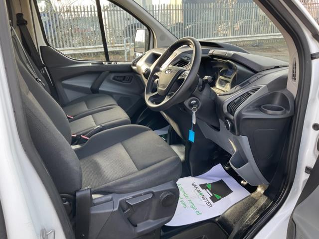 2018 Ford Transit Custom 2.0 Tdci 105Ps Low Roof D/Cab Van (FE18JNX) Image 13