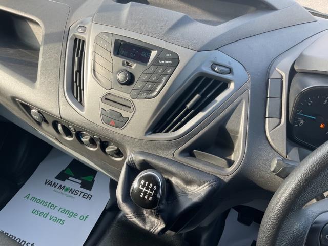 2018 Ford Transit Custom 2.0 Tdci 105Ps Low Roof D/Cab Van (FE18JNX) Image 16