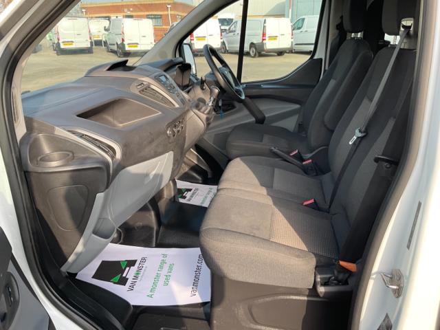 2018 Ford Transit Custom 2.0 Tdci 105Ps Low Roof D/Cab Van (FE18JNX) Image 14