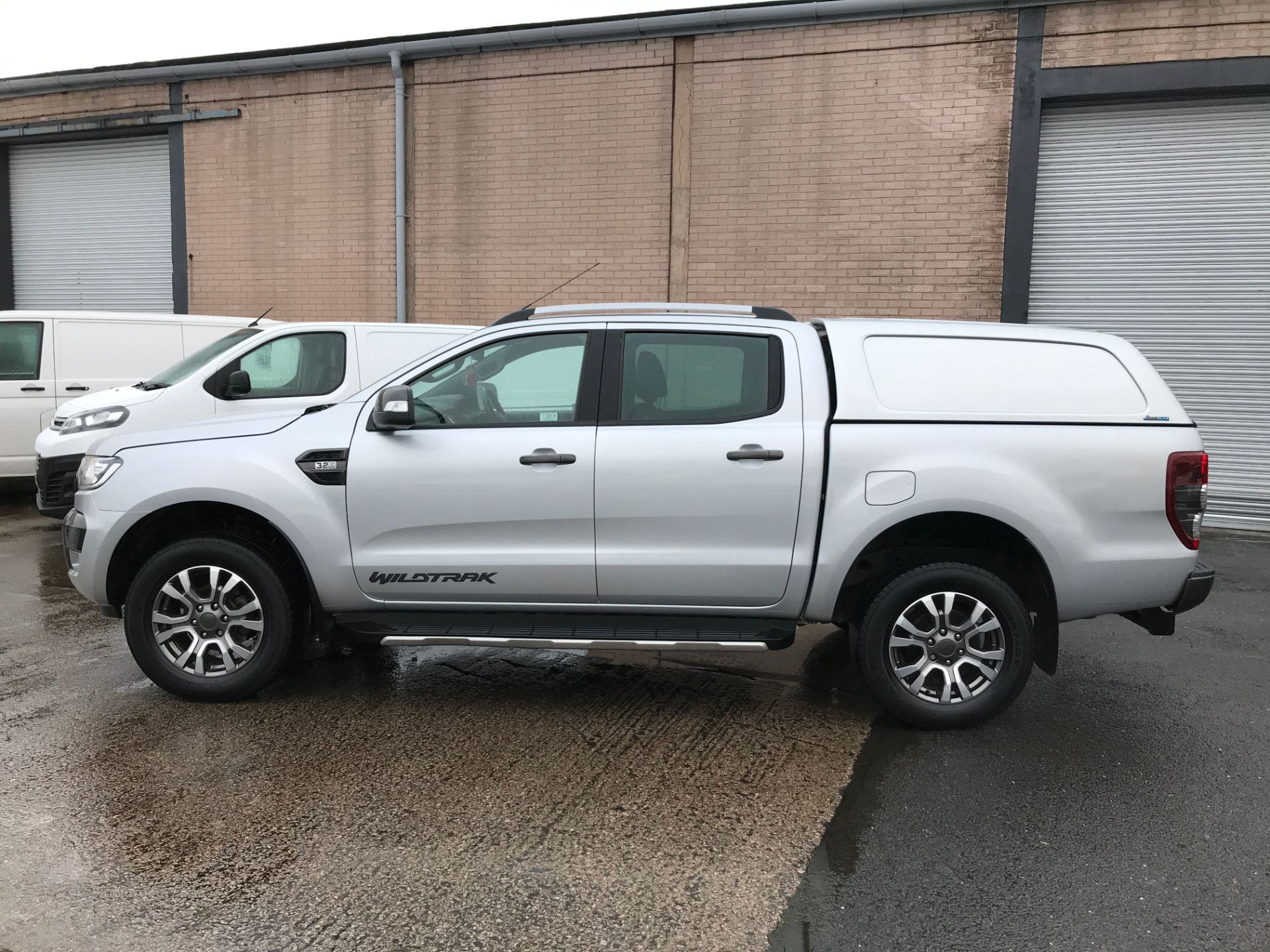 2018 Ford Ranger DOUBLE CAB 4X4 WILDTRAK 3.2TDI 200PS EURO 5 (FE18JPO) Thumbnail 11