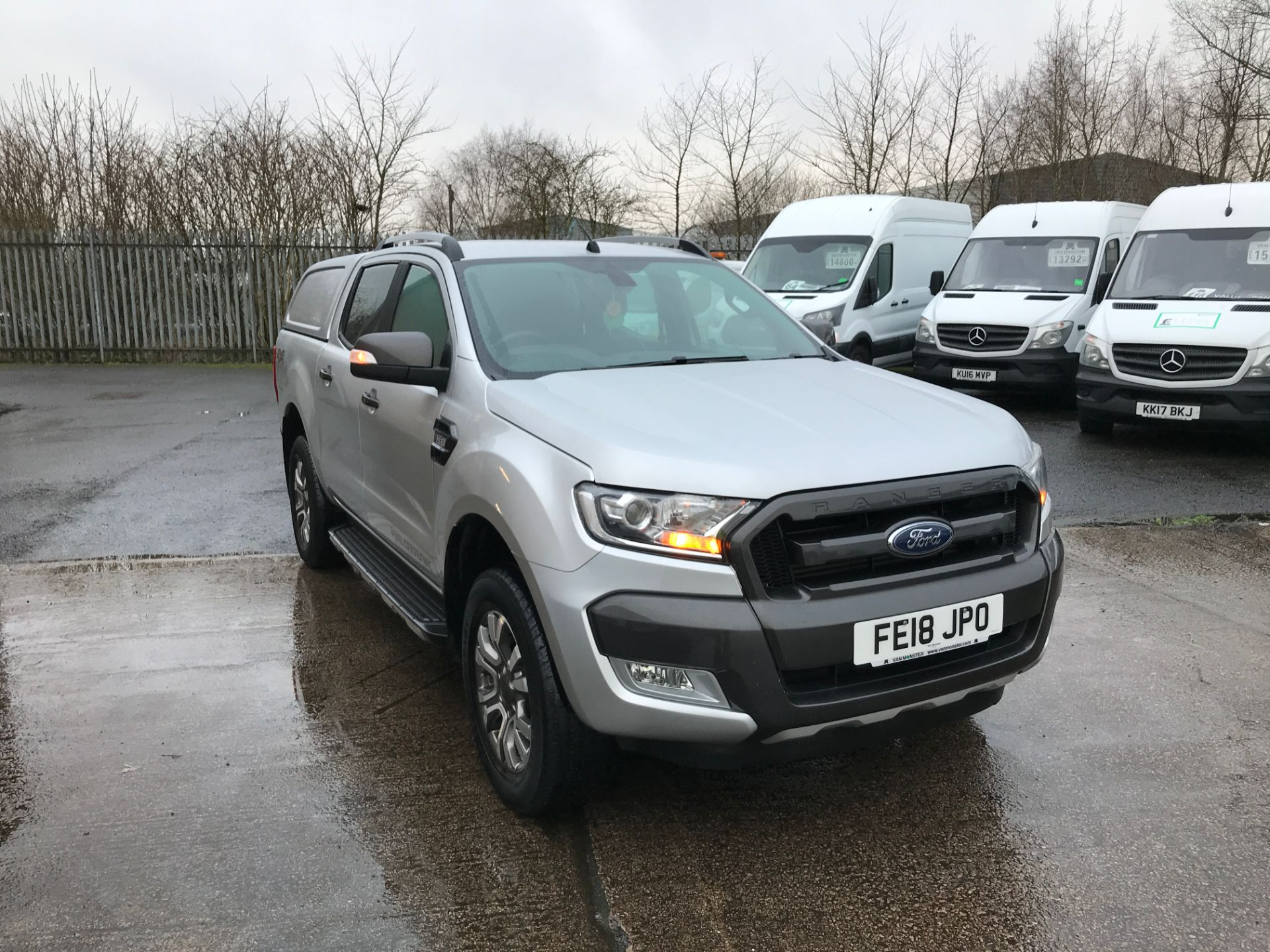 2018 Ford Ranger DOUBLE CAB 4X4 WILDTRAK 3.2TDI 200PS EURO 5 (FE18JPO) Image 1