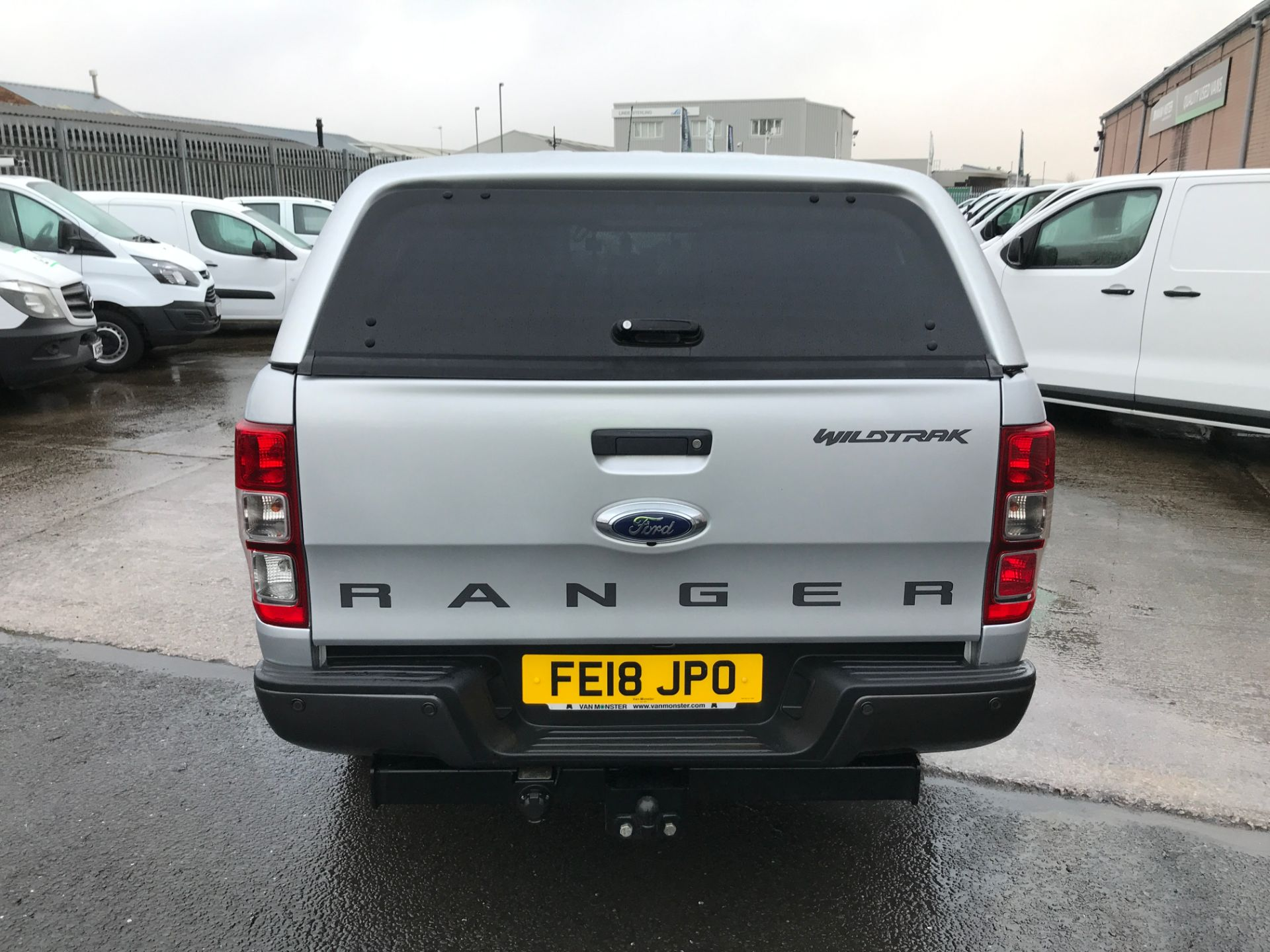 2018 Ford Ranger DOUBLE CAB 4X4 WILDTRAK 3.2TDI 200PS EURO 5 (FE18JPO) Image 9