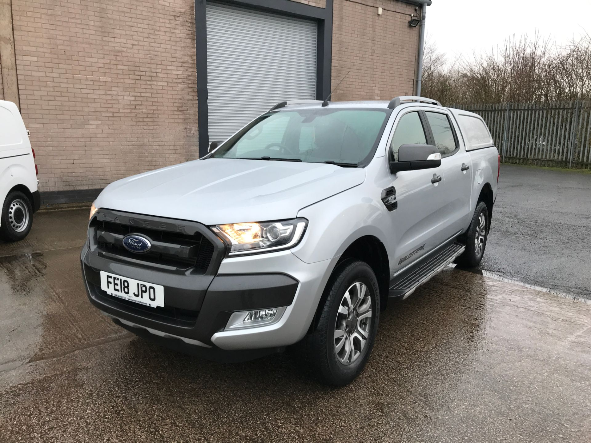 2018 Ford Ranger DOUBLE CAB 4X4 WILDTRAK 3.2TDI 200PS EURO 5 (FE18JPO) Thumbnail 13