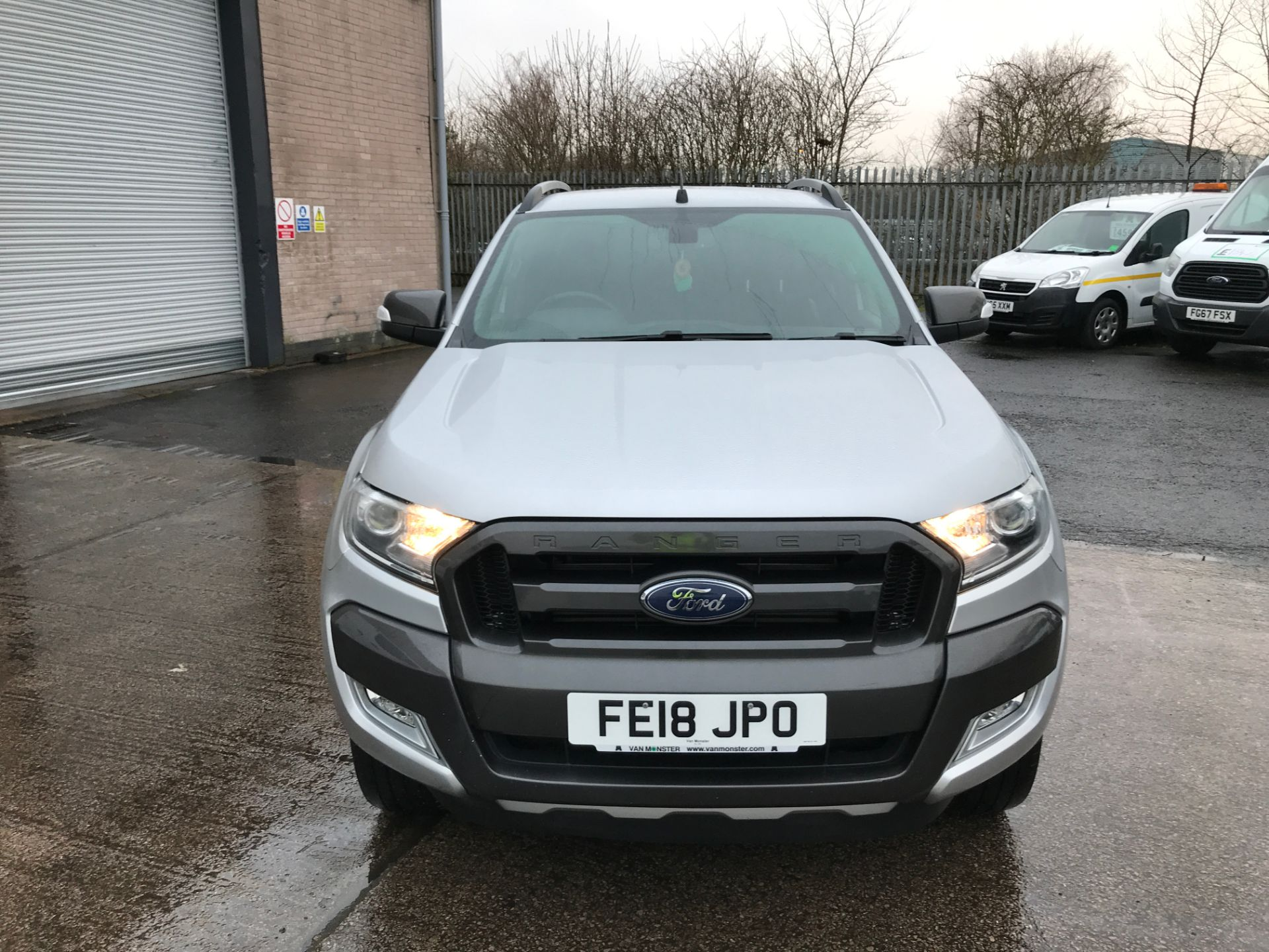 2018 Ford Ranger DOUBLE CAB 4X4 WILDTRAK 3.2TDI 200PS EURO 5 (FE18JPO) Image 14