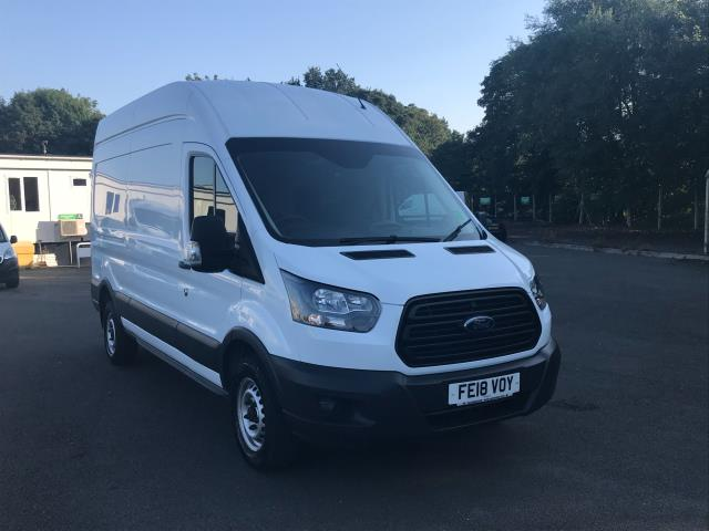 2018 Ford Transit L3 H3 VAN 130PS EURO 6 (FE18VOY) Image 1