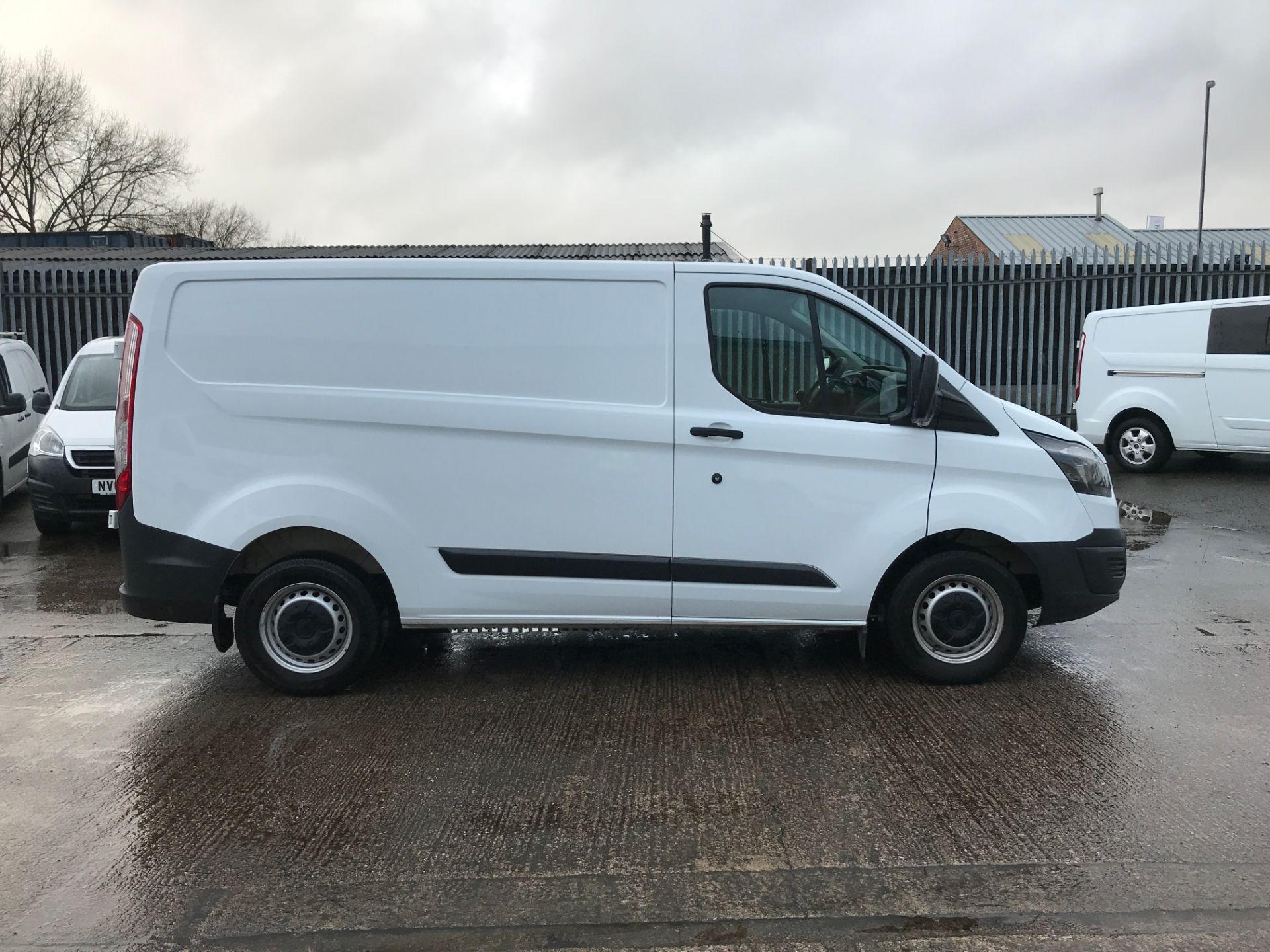 2018 Ford Transit Custom 290 L1 2.0TDCI 105PS LOW ROOF EURO 6 (FE18VPU) Image 7