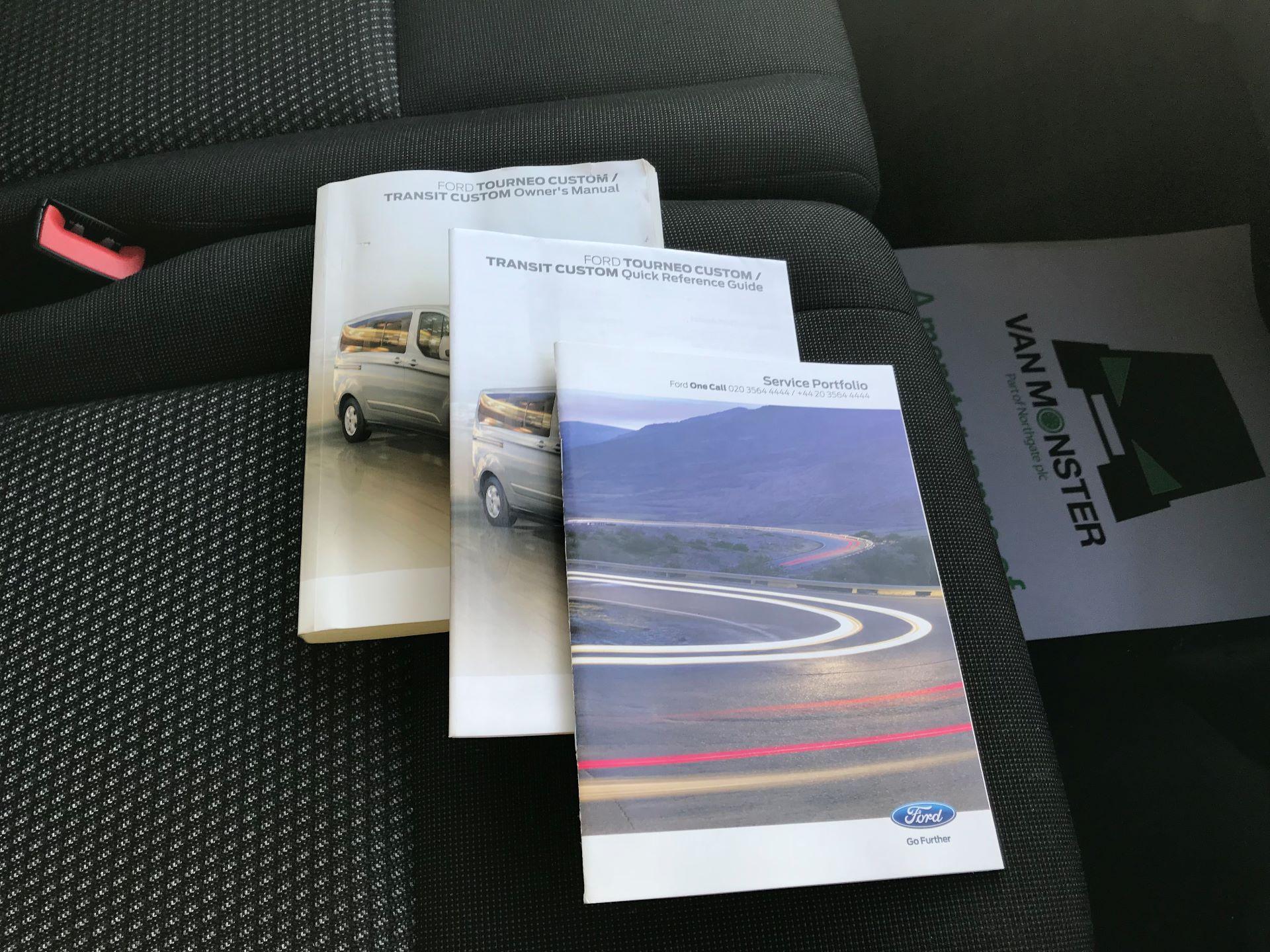 2018 Ford Transit Custom  290 L2 FWD 2.0 TDCI 105PS L/R EURO 6 (FE18VSC) Image 27